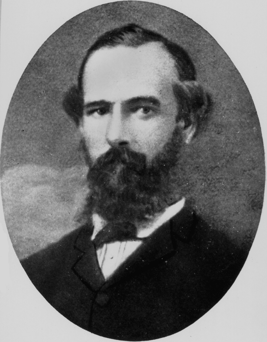 Portrait of Nathaniel Buchanan