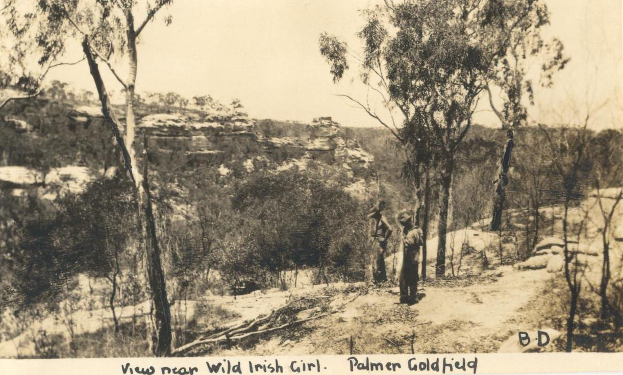 The Palmer River Gold Rush
